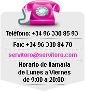 Contacto 963308593