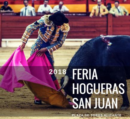 Hogueras de San Juan 2018